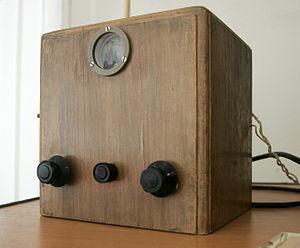 Советская телеприставка «Б-2»