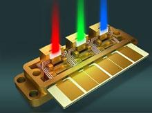 Источник RGB-пучка