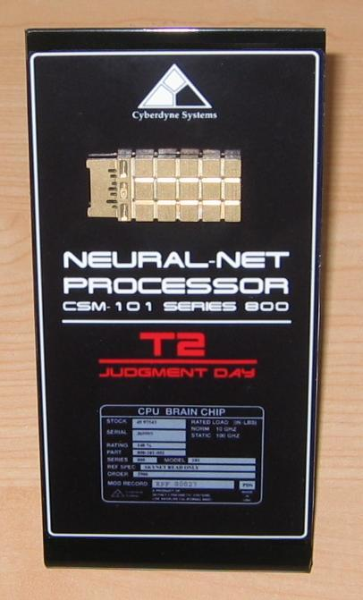 Neural-Net Processor CSM-101 Series 800